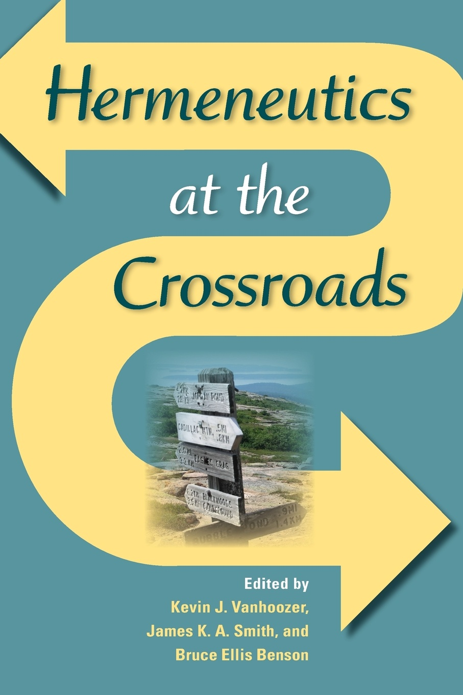 Hermeneutics at the Crossroads two poets at crossroads