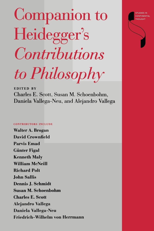 Companion to Heidegger's Contributions to Philosophy недорого
