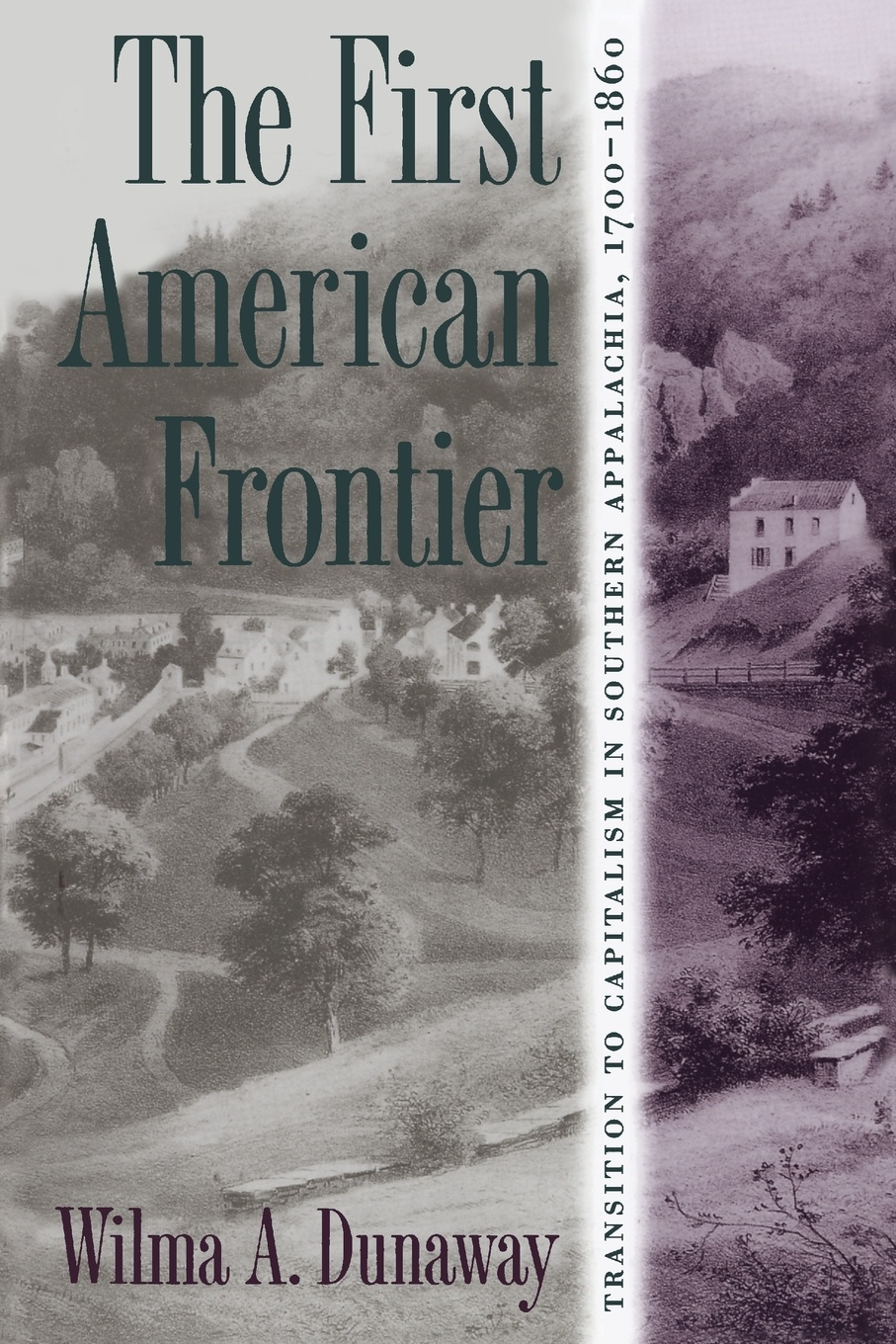 Wilma A. Dunaway The First American Frontier. Transition to Capitalism in Southern Appalachia, 1700-1860 michele dunaway the christmas date