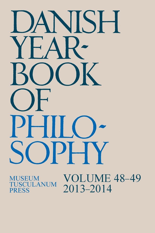 Danish Yearbook of Philosophy 48-49 все цены