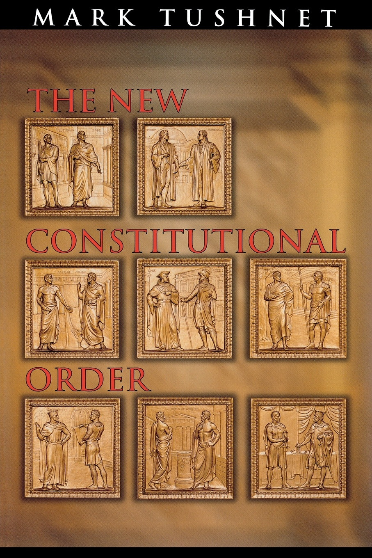 цены на Mark Tushnet The New Constitutional Order  в интернет-магазинах