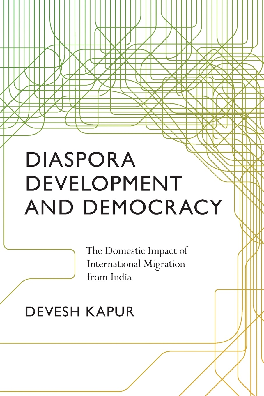 Devesh Kapur Diaspora, Development, and Democracy. The Domestic Impact of International Migration from India advancing democracy through education u s influence abroad and domestic practices pb