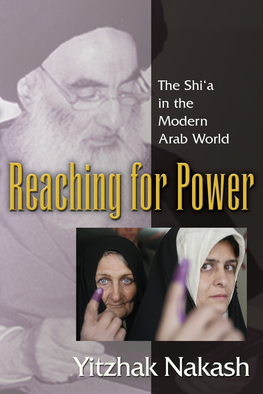 Yitzhak Nakash Reaching for Power. The Shi'a in the Modern Arab World lacywear s 237 shi