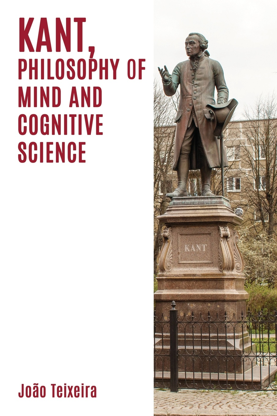 João Teixeira Kant, Philosophy of Mind and Cognitive Science samkhya philosophy a generic view