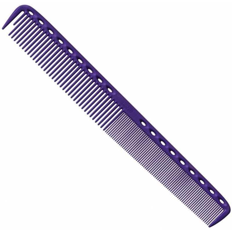 Расческа Y.S.PARK для стрижки фиолетовая 335 YS-335 purple