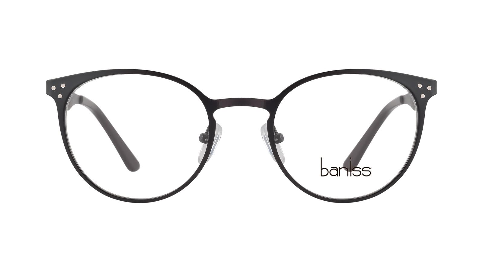 Оправа для очков, BANISS, металл, BR7004 C01