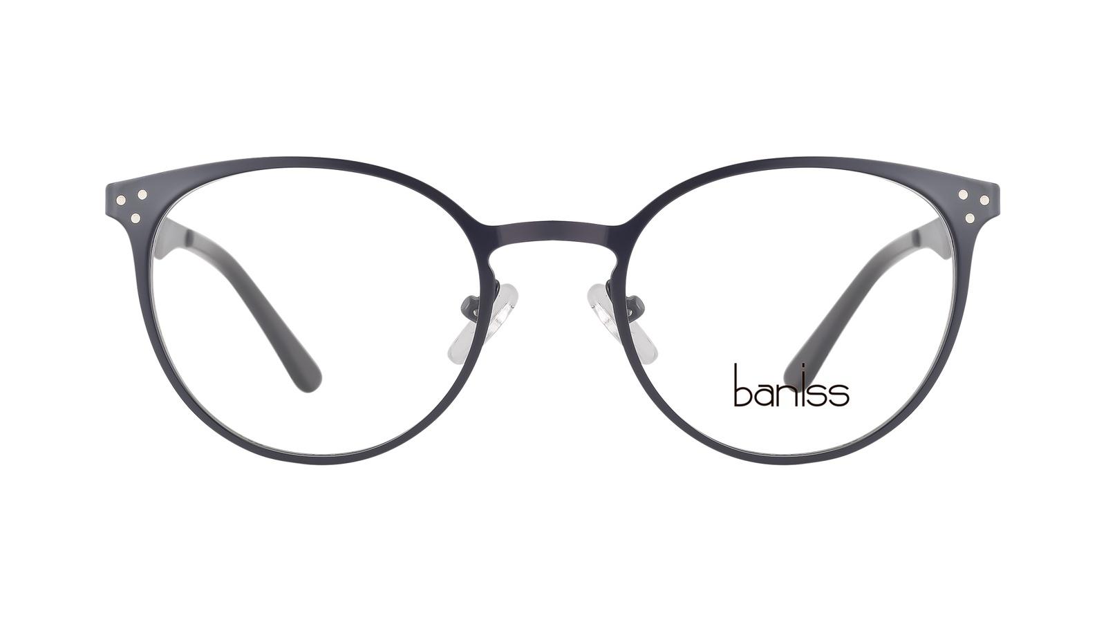 Оправа для очков, BANISS, металл, BR7004 C03