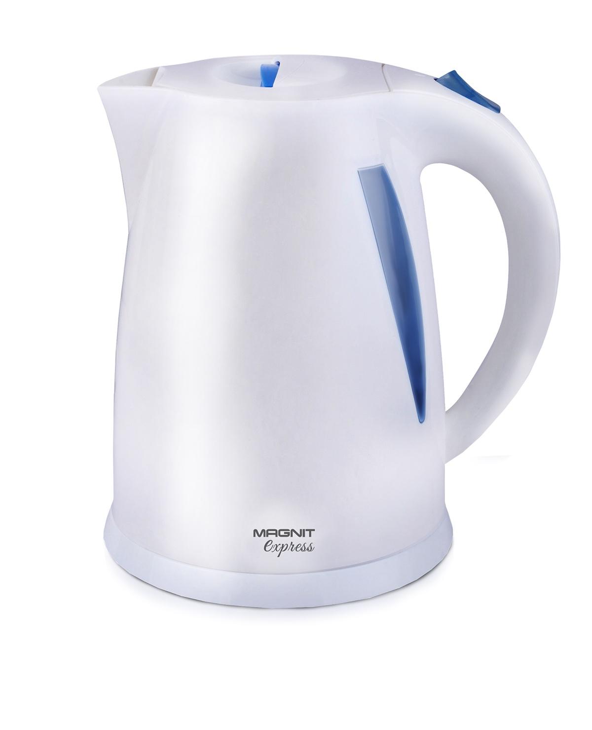 Чайник электрический Magnit, 1.7л, 2200 Вт, подстветка корпуса все цены