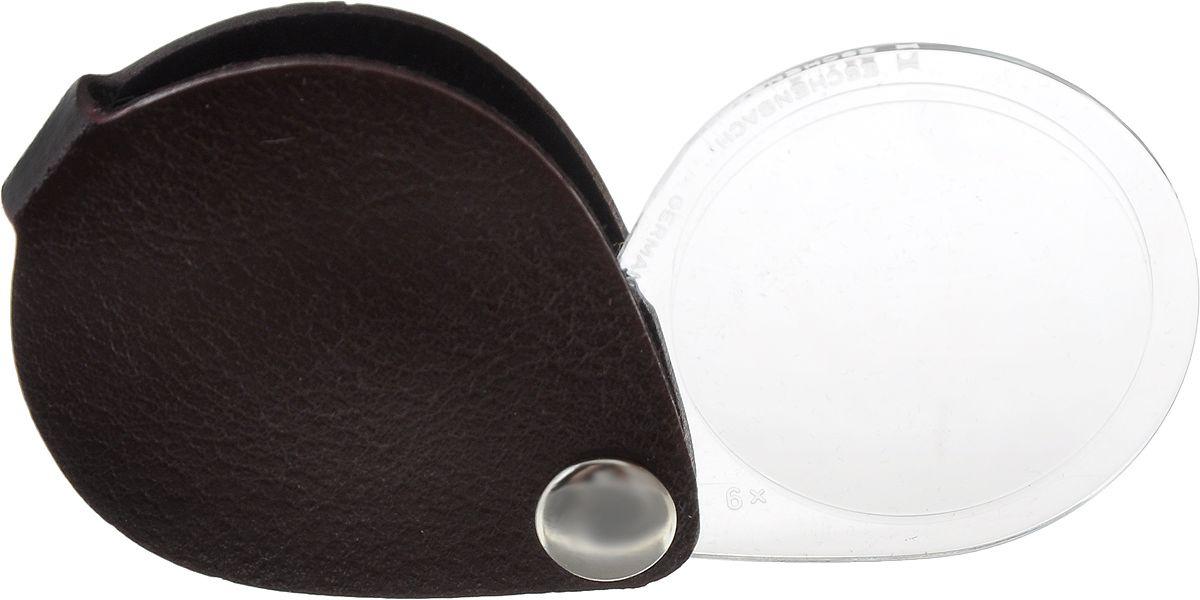 Лупа складная двояковыпуклая ручная Eschenbach classic, диаметр 30 мм, 6.0х, 24.0 дптр