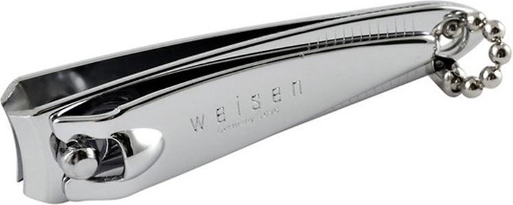 Кусачки для ногтей Weisen с цепочкой CNC-602 C