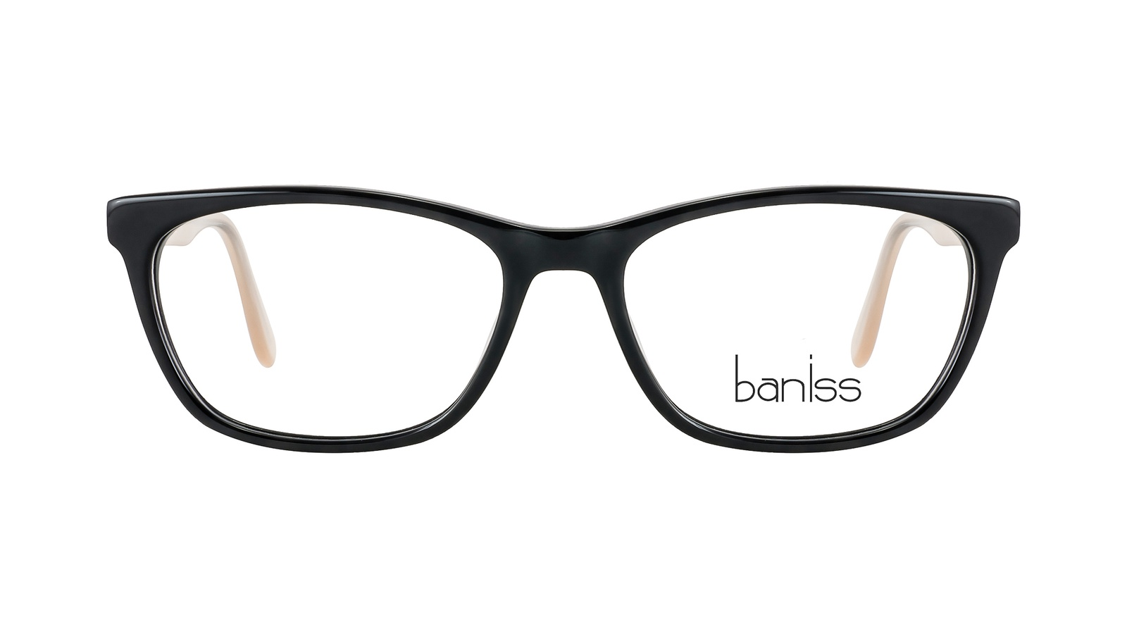 Оправа для очков, BANISS, пластик, BS7005 C01