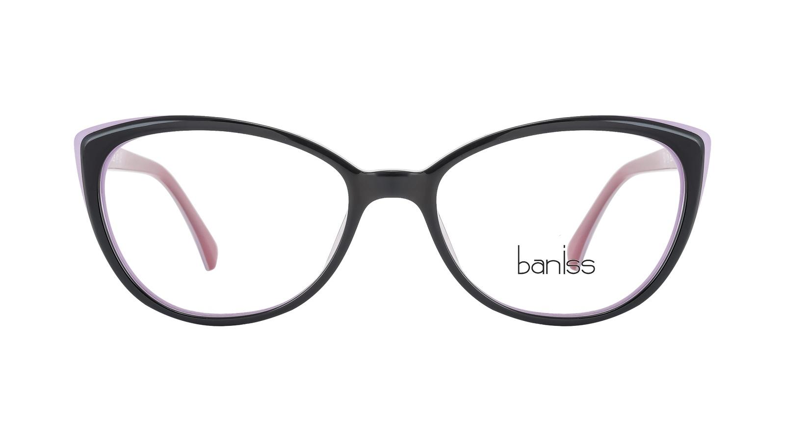 Оправа для очков, BANISS, пластик, BS7010 C02
