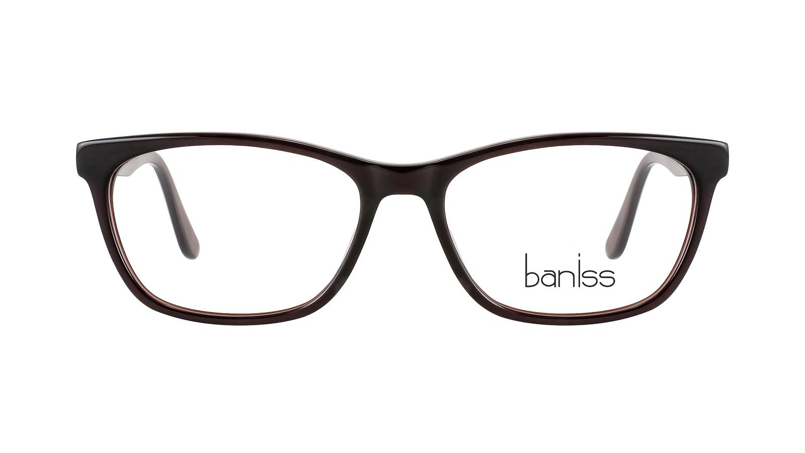Оправа для очков, BANISS, пластик, BS7005 C03