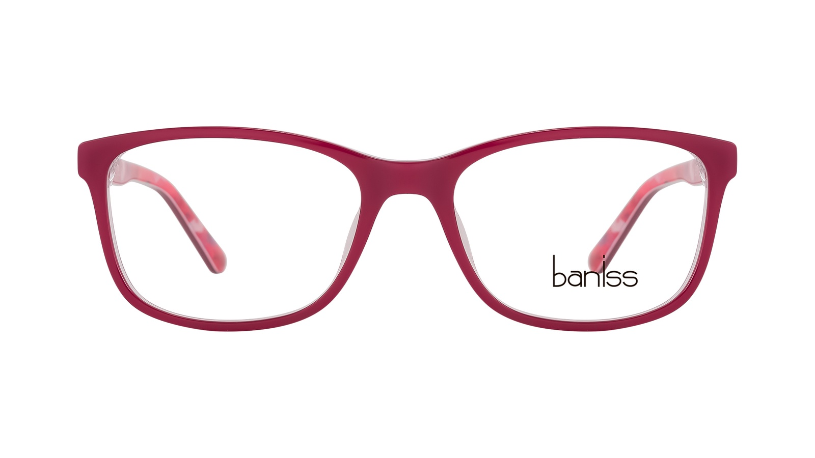Оправа для очков, BANISS, пластик, BS7017 C02