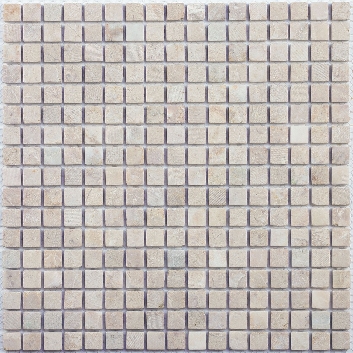 Мозаика из натурального камня Cappuccino beige MAT 15x15x7