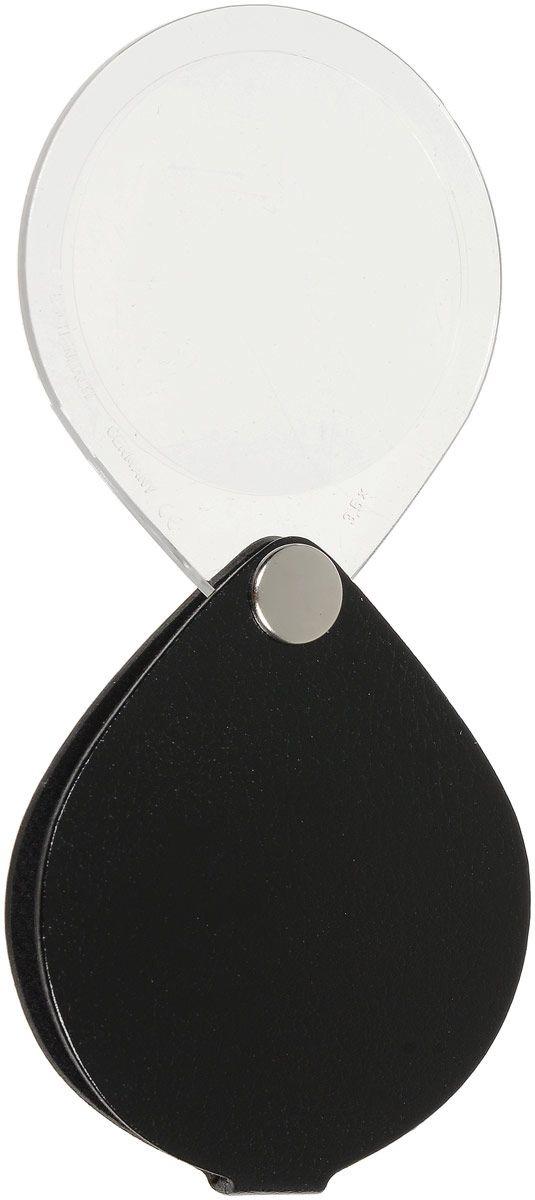 Лупа складная двояковыпуклая ручная Eschenbach classic, диаметр 50 мм, 3.5х, 10.0 дптр