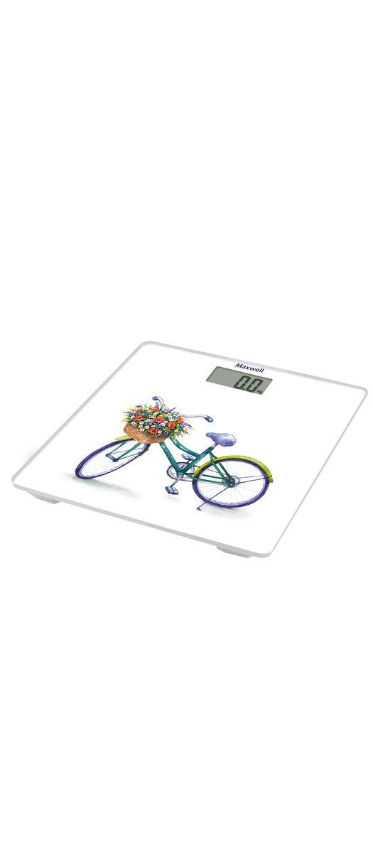 Напольные весы Maxwell MW-2668, белый