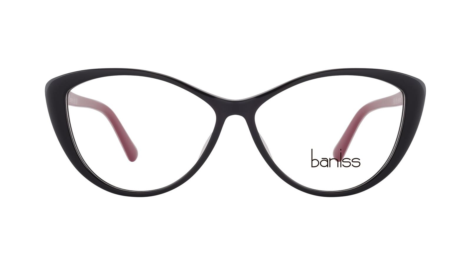 Оправа для очков, BANISS, пластик, BS7019 C01