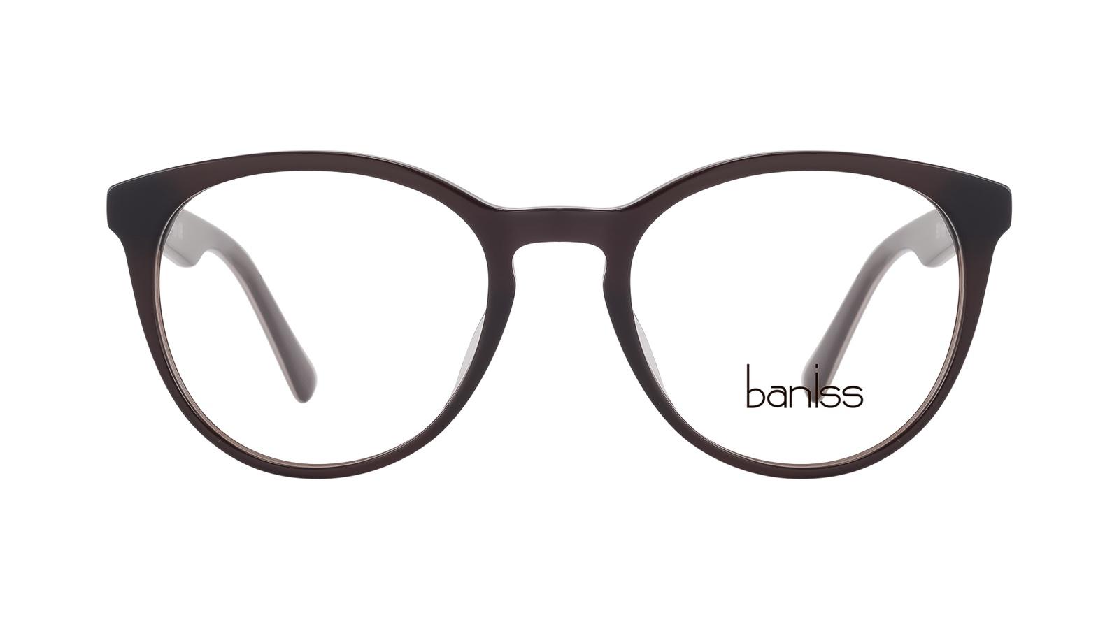 Оправа для очков, BANISS, пластик, BS7022 C02