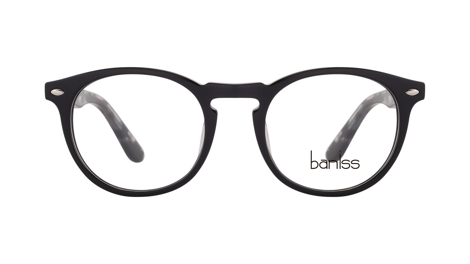 Оправа для очков, BANISS, пластик, BS7024 C01