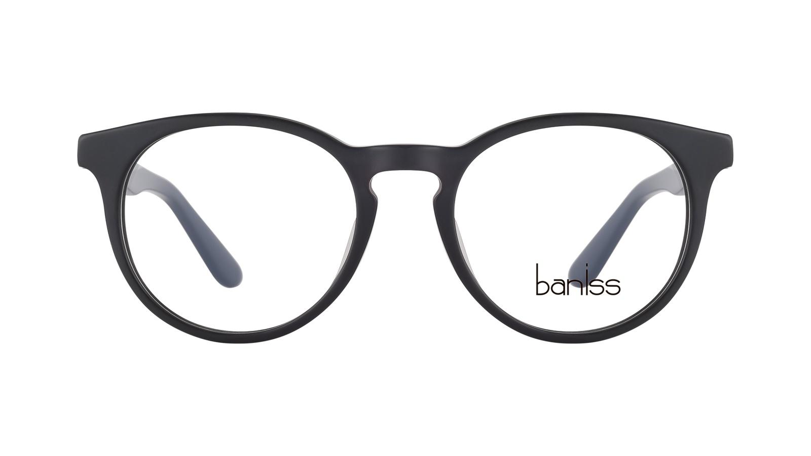 Оправа для очков, BANISS, пластик, BS7023 C01
