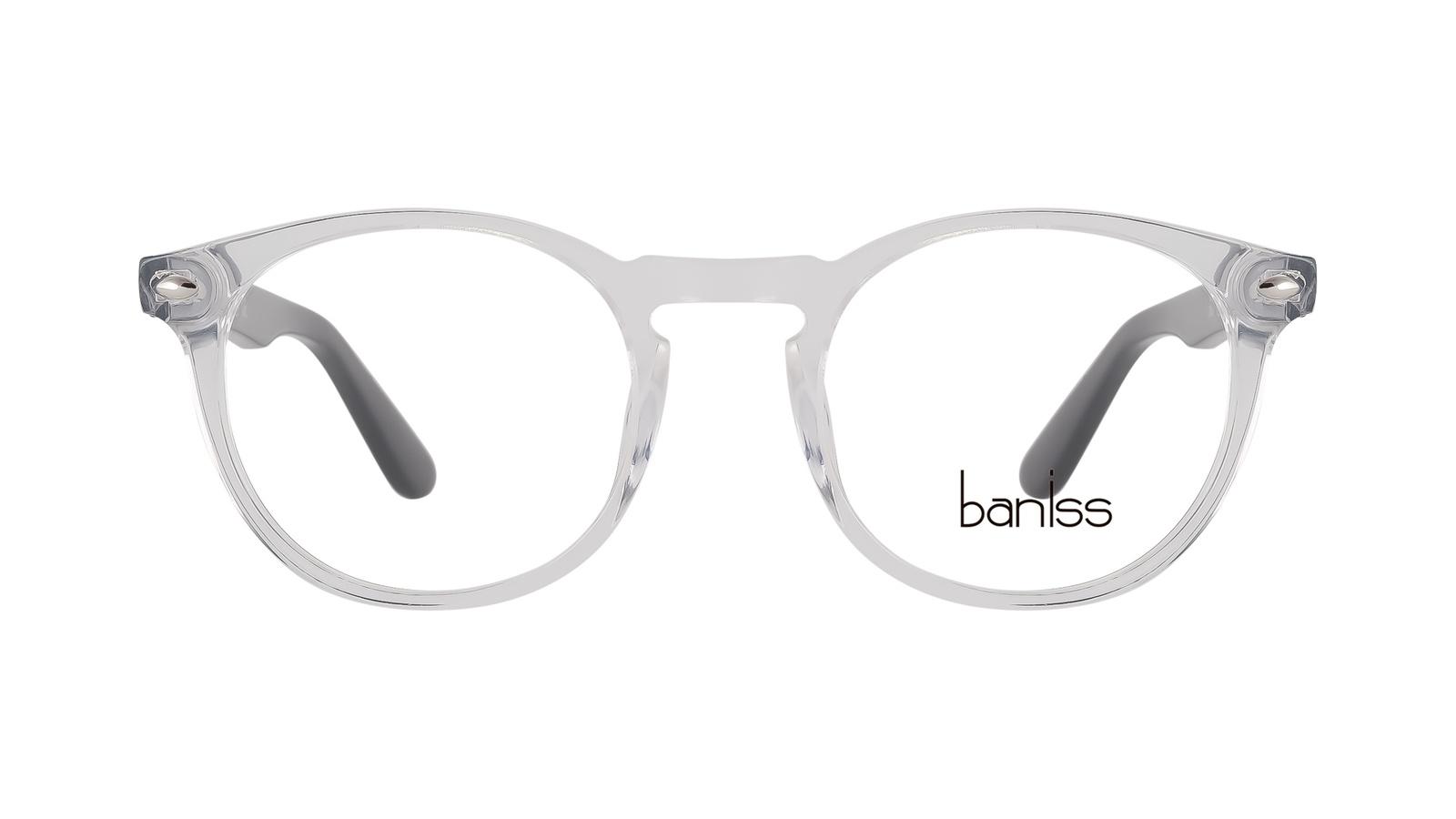 Оправа для очков, BANISS, пластик, BS7024 C03
