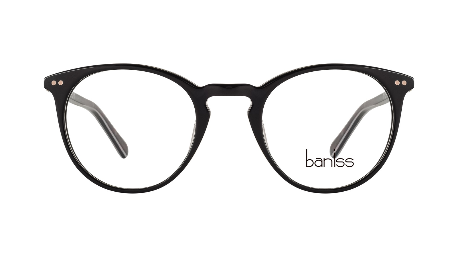Оправа для очков, BANISS, пластик, BS7031 C01