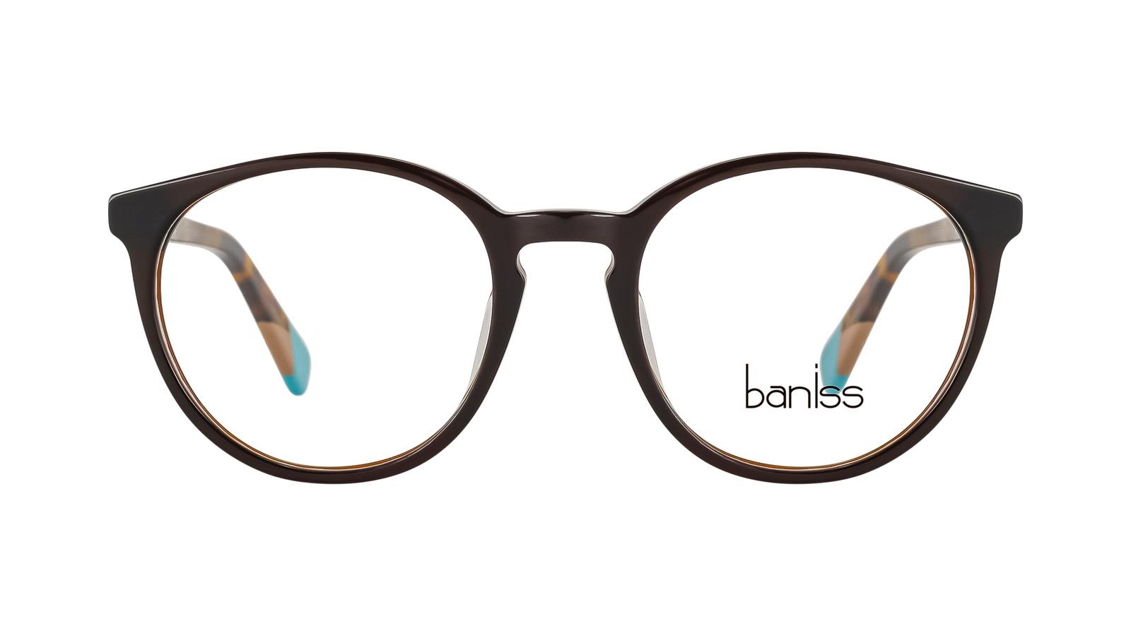 Оправа для очков, BANISS, пластик, BS7037 C03