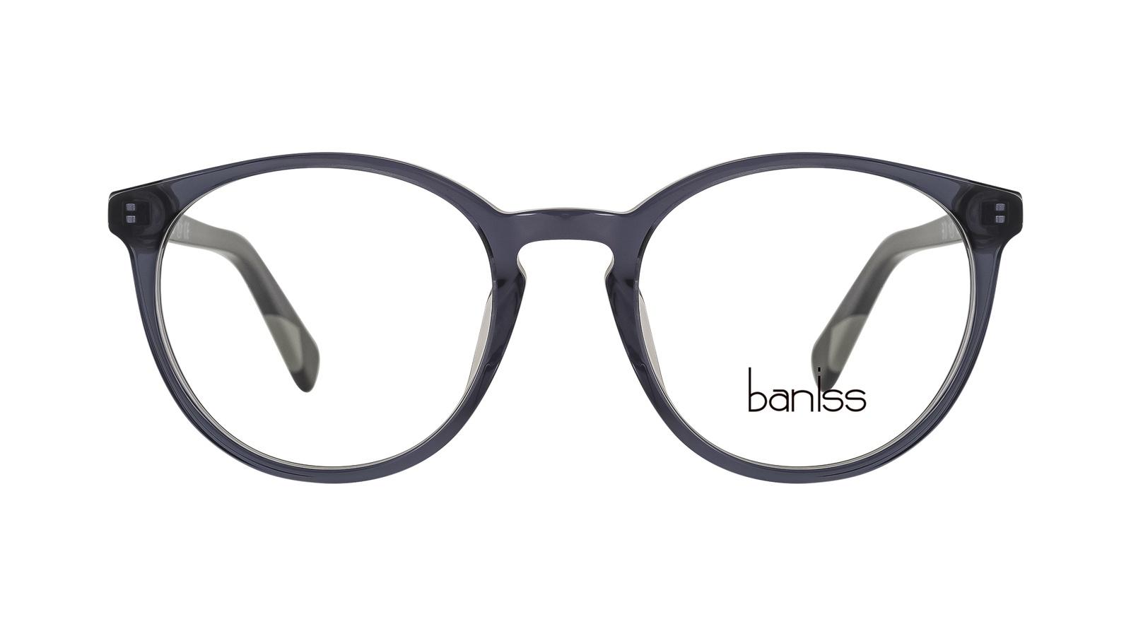 Оправа для очков, BANISS, пластик, BS7037 C02