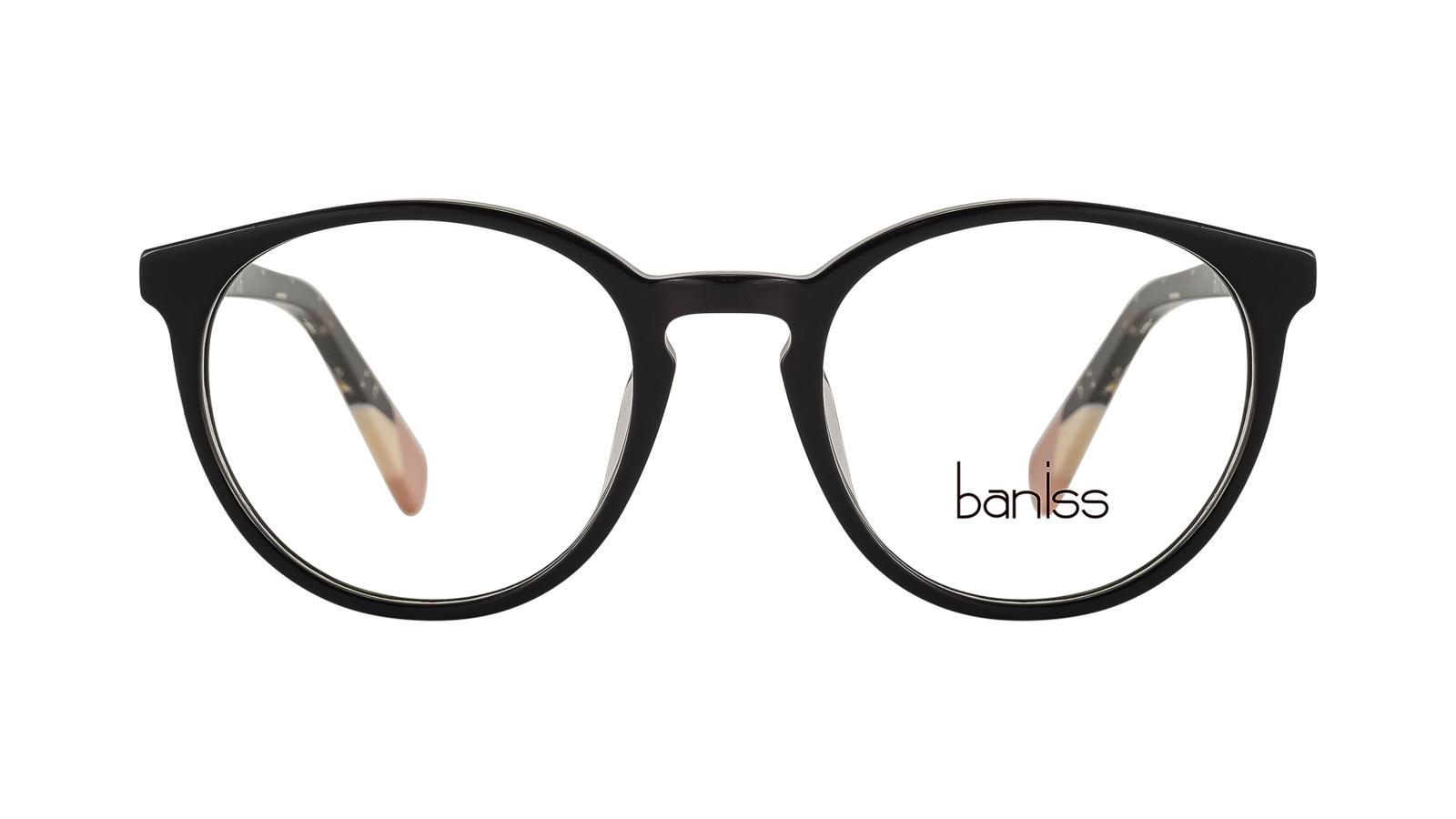 Оправа для очков, BANISS, пластик, BS7037 C01