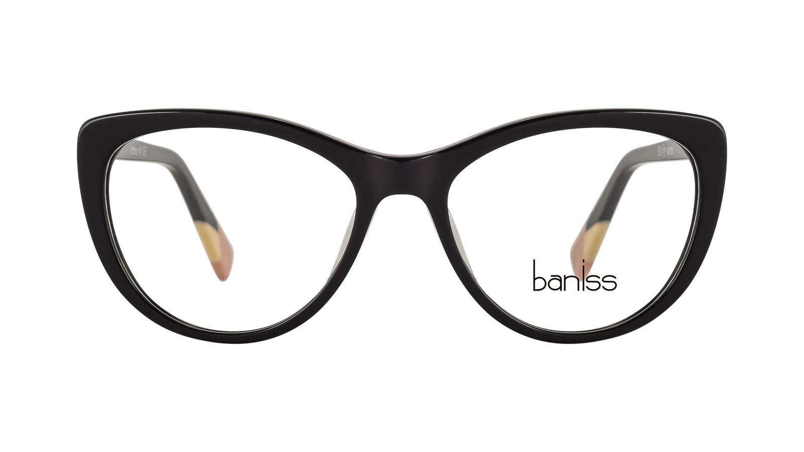 Оправа для очков, BANISS, пластик, BS7039 C01