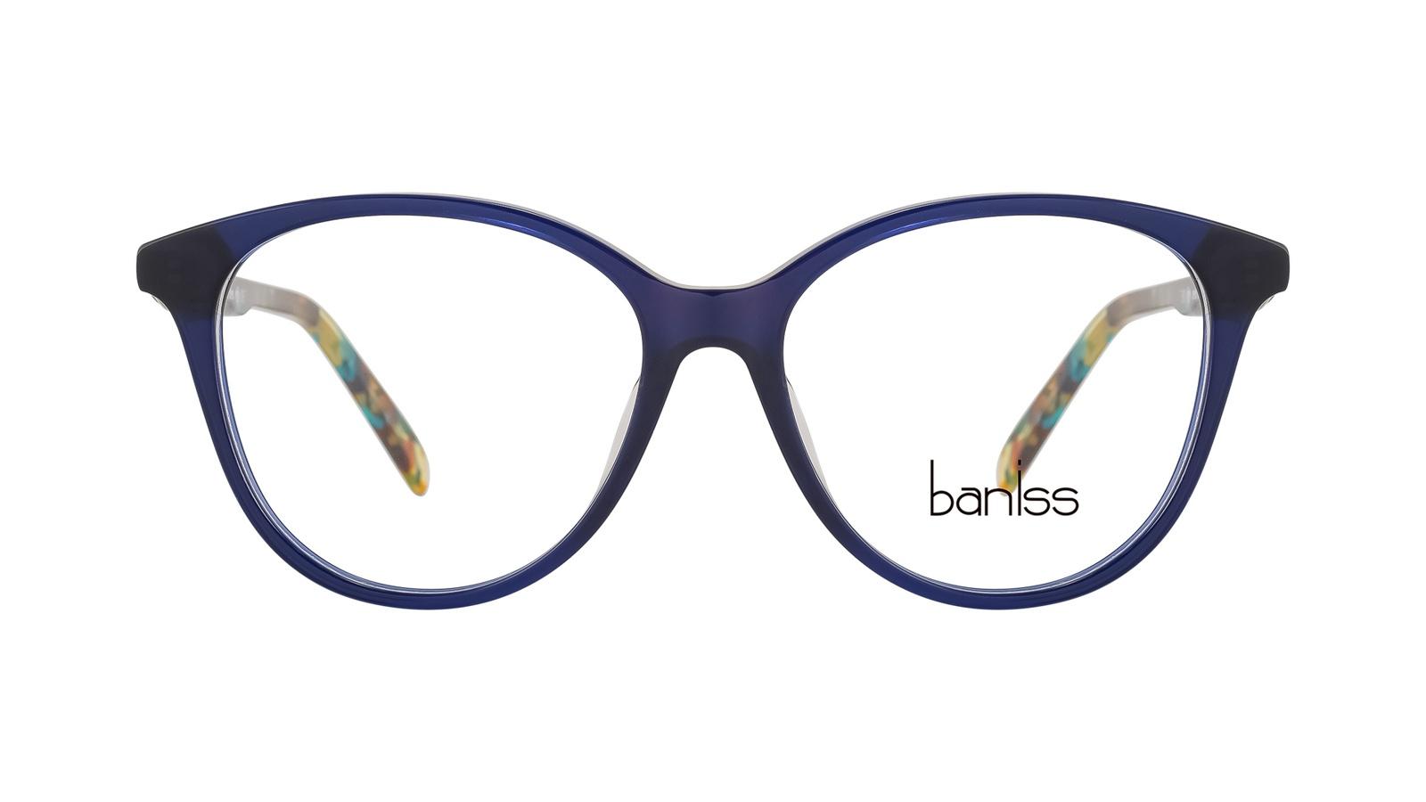 Оправа для очков, BANISS, пластик, BS7038 C03