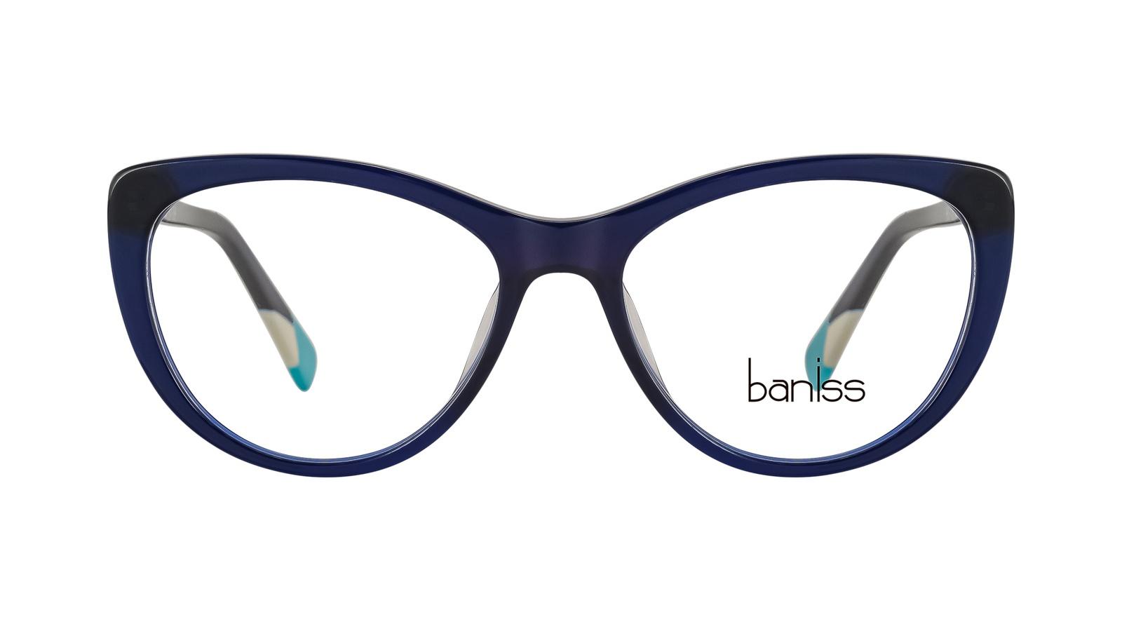 Оправа для очков, BANISS, пластик, BS7039 C02