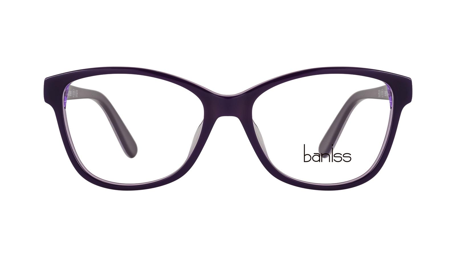 Оправа для очков, BANISS, пластик, BS7040 C02