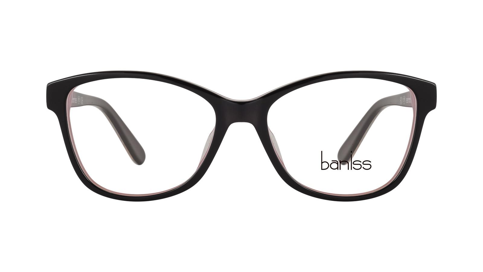Оправа для очков, BANISS, пластик, BS7040 C01