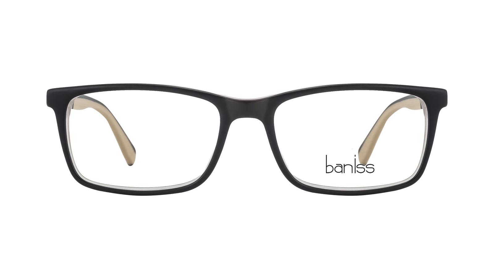 Оправа для очков, BANISS, пластик, BS8002 C03
