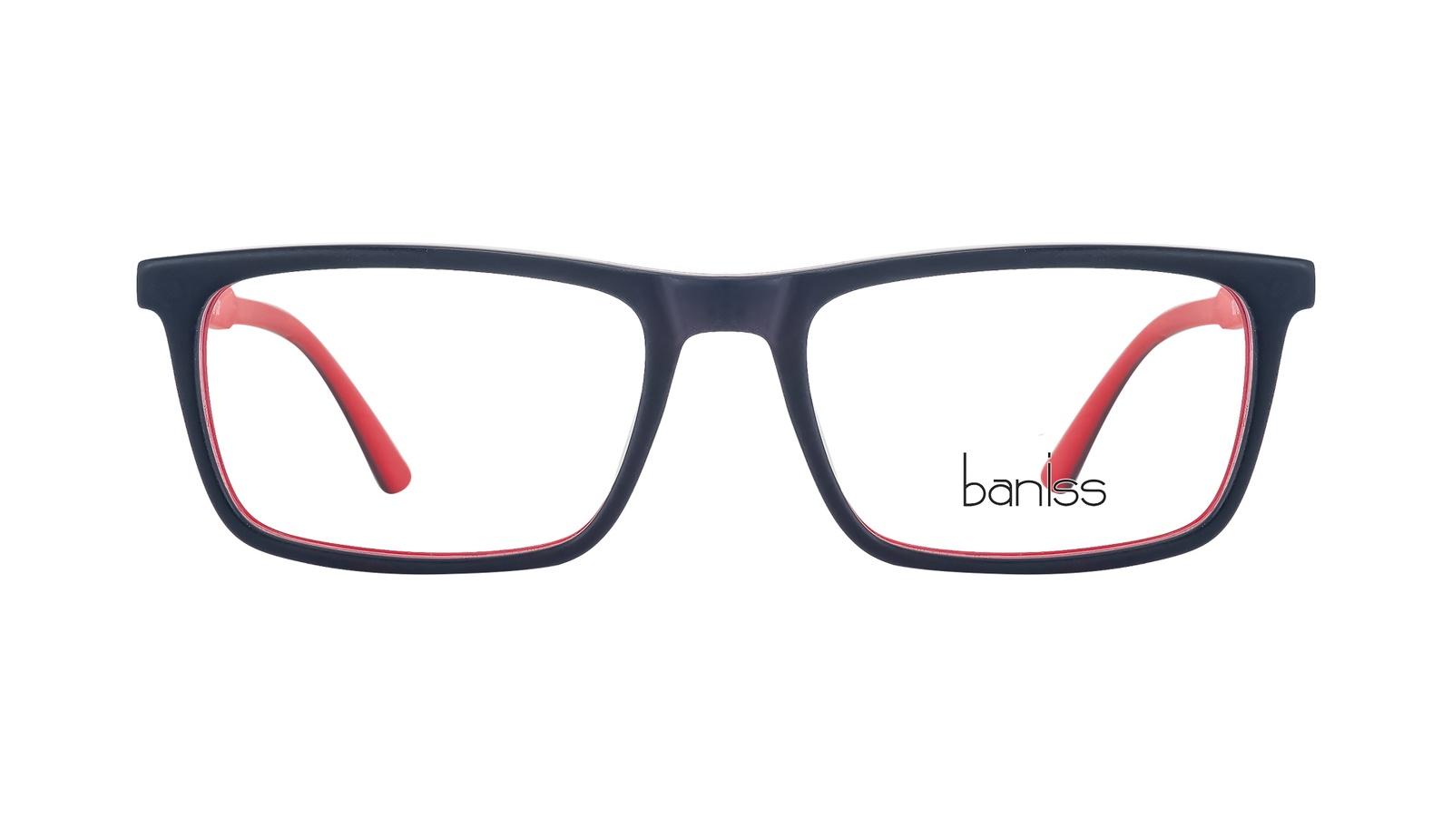 Оправа для очков, BANISS, пластик, BS8015 C02