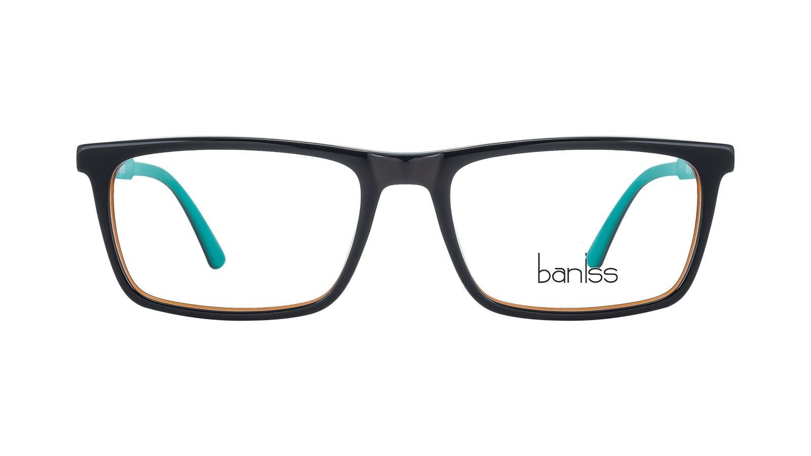 Оправа для очков, BANISS, пластик, BS8015 C03