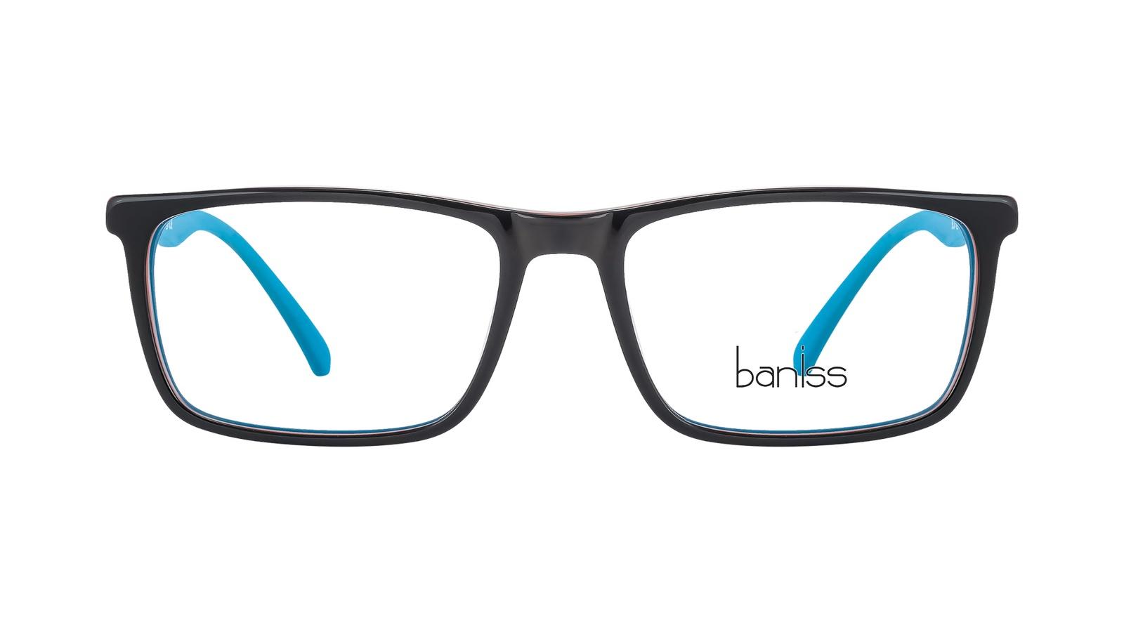 Оправа для очков, BANISS, пластик, BS8019 C02