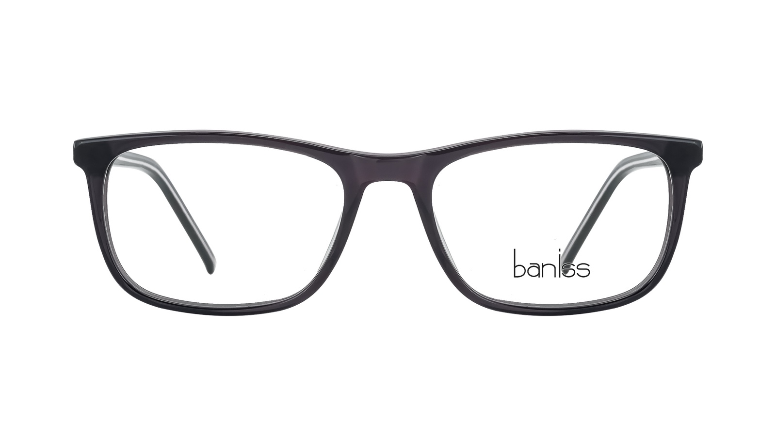 Оправа для очков, BANISS, пластик, BS8023 C02