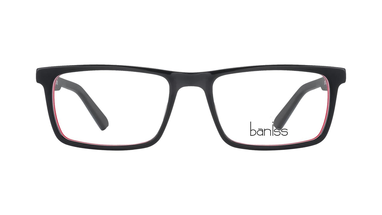Оправа для очков, BANISS, пластик, BS8021 C02