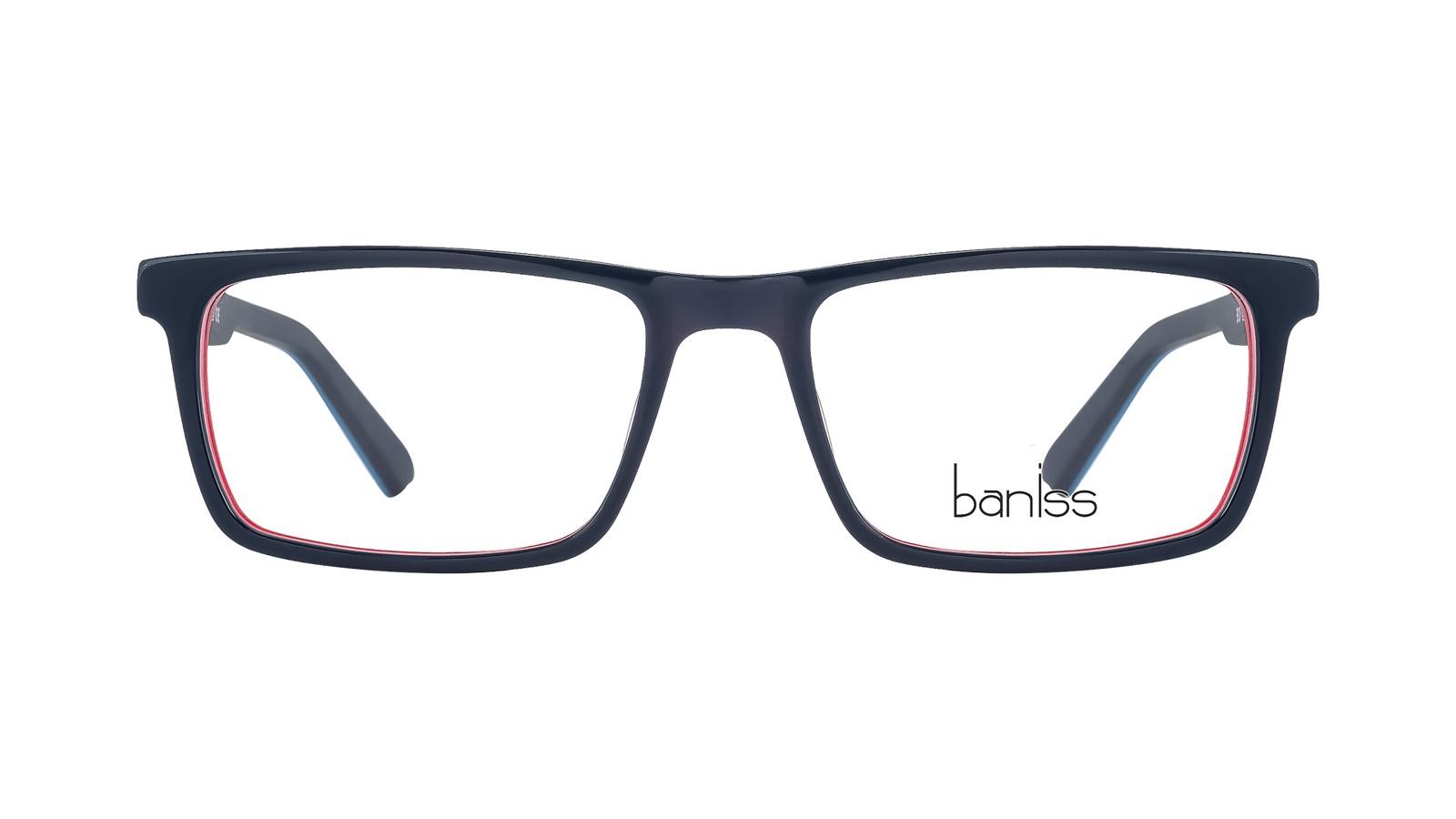 Оправа для очков, BANISS, пластик, BS8021 C03