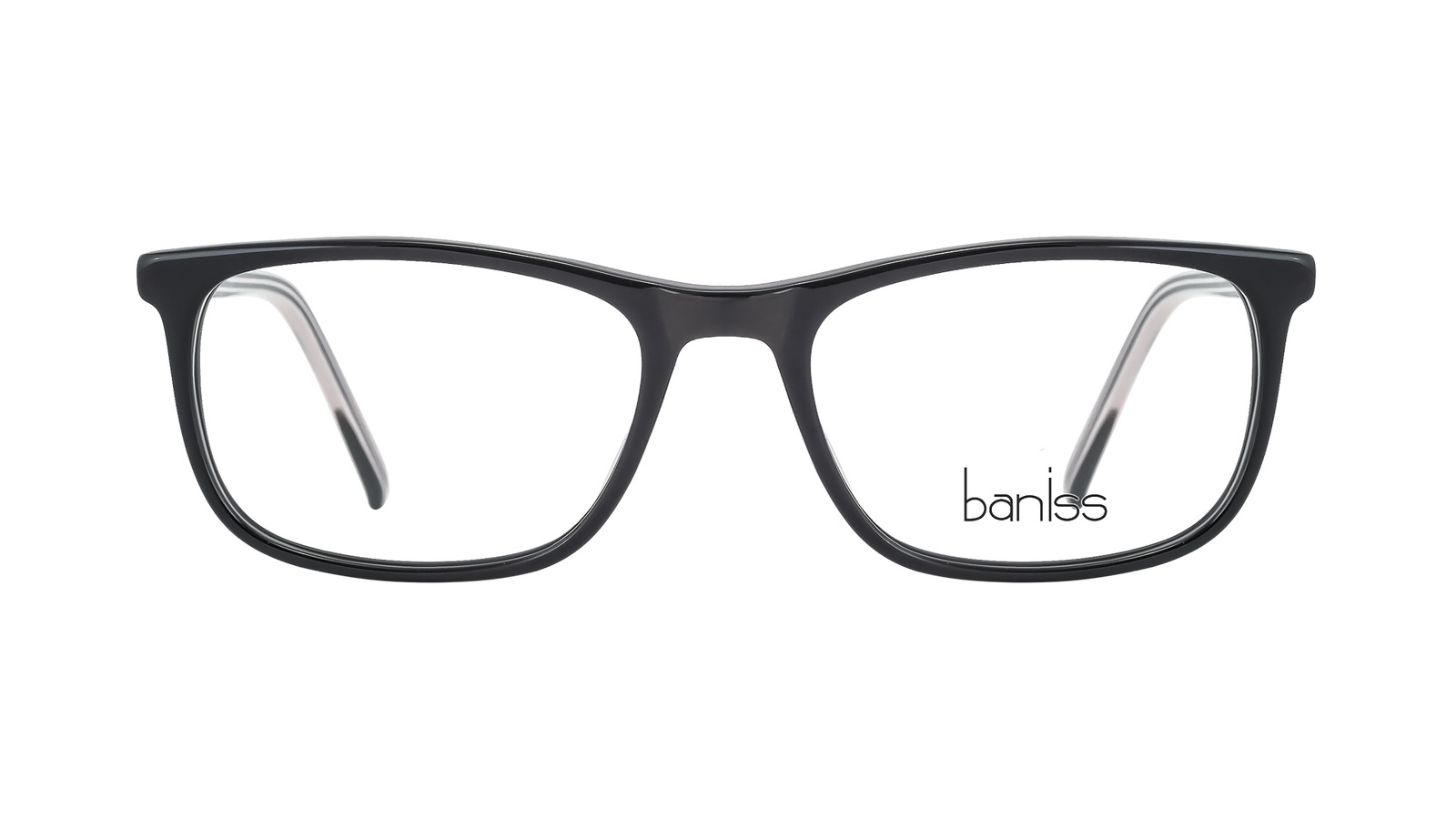 Оправа для очков, BANISS, пластик, BS8023 C01