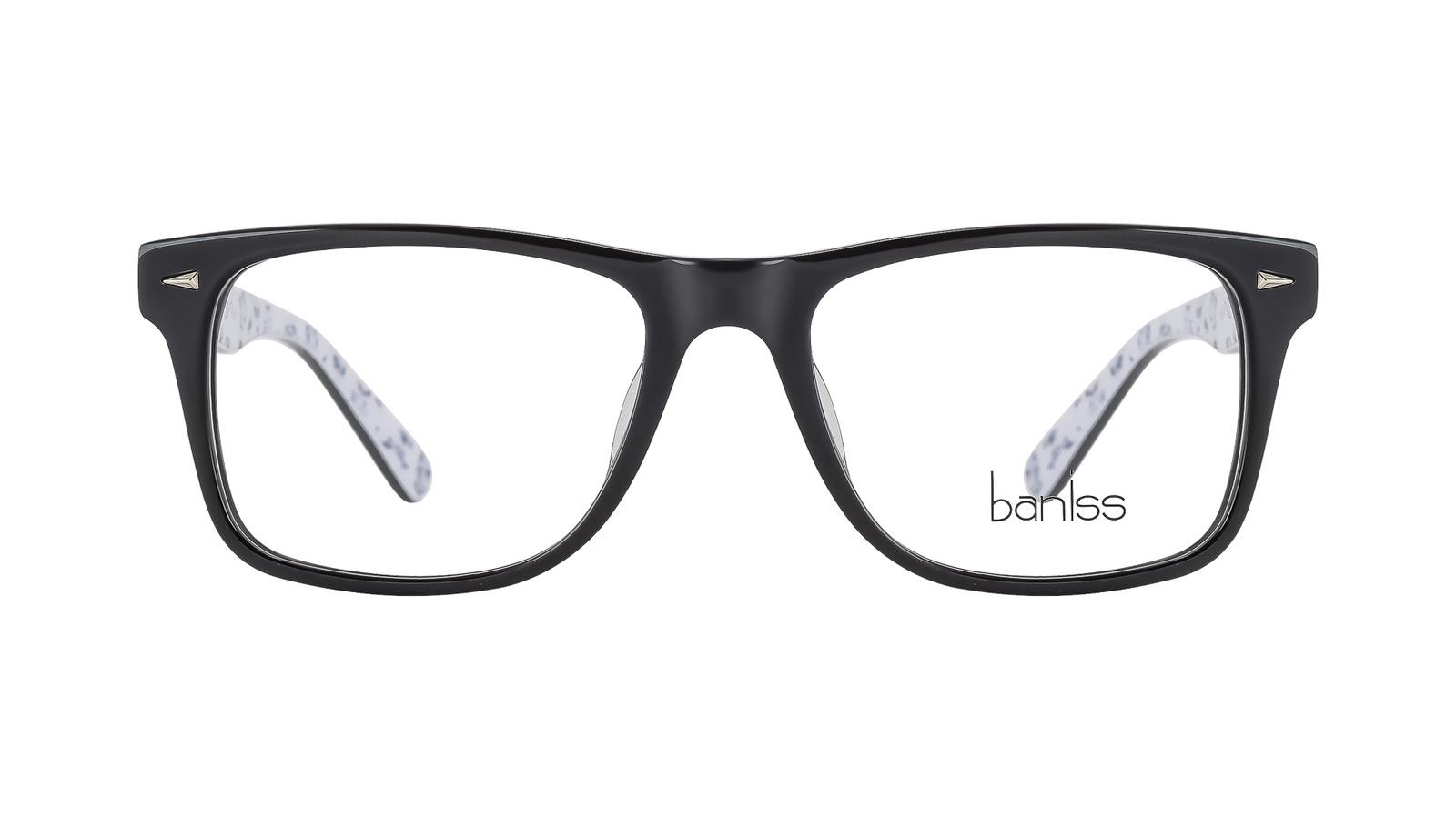 Оправа для очков, BANISS, пластик, BS8028 C02