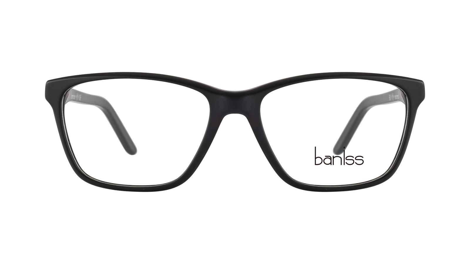 Оправа для очков, BANISS, пластик, BS8033 C01