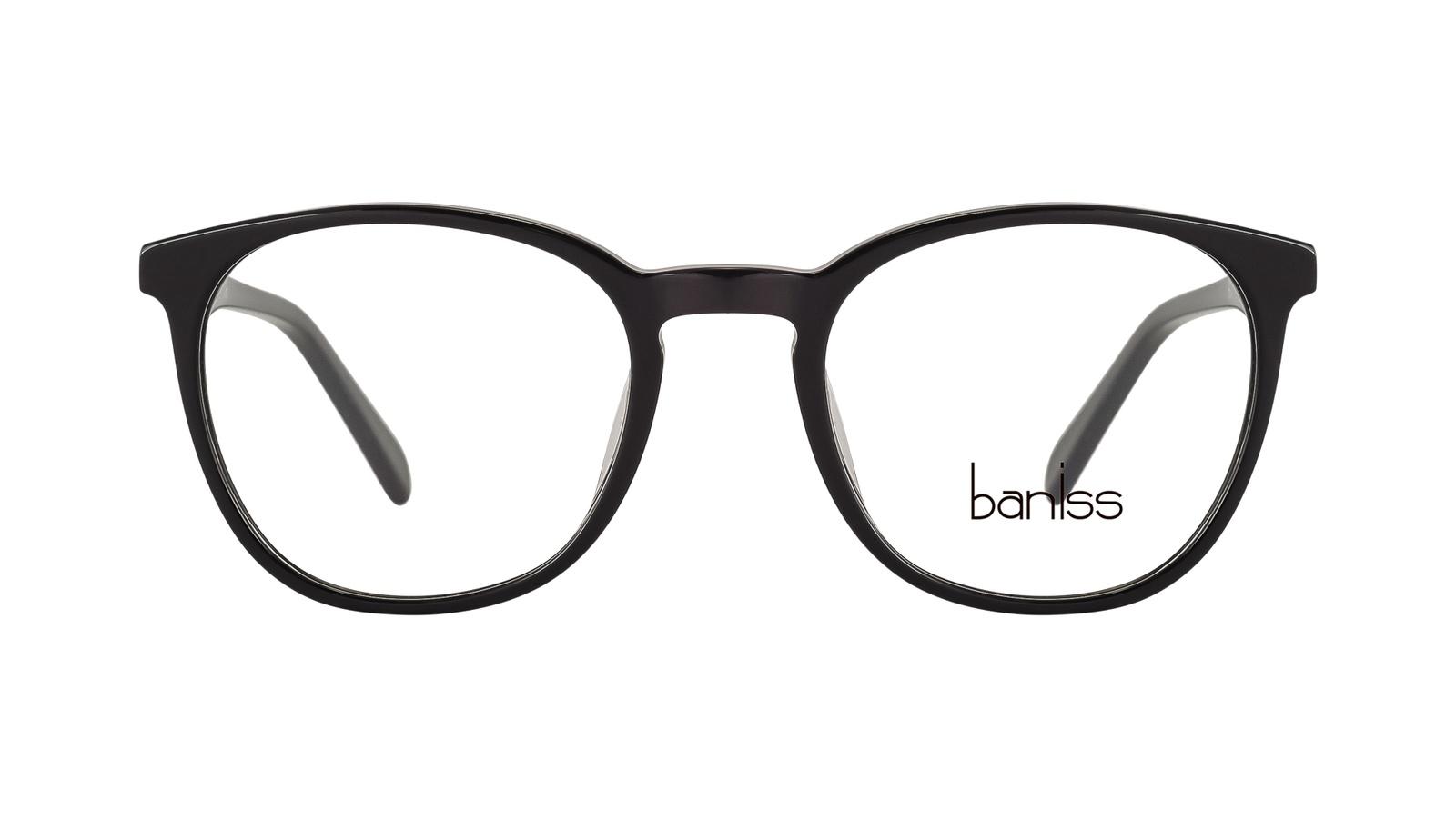 Оправа для очков, BANISS, пластик, BS9007 C01