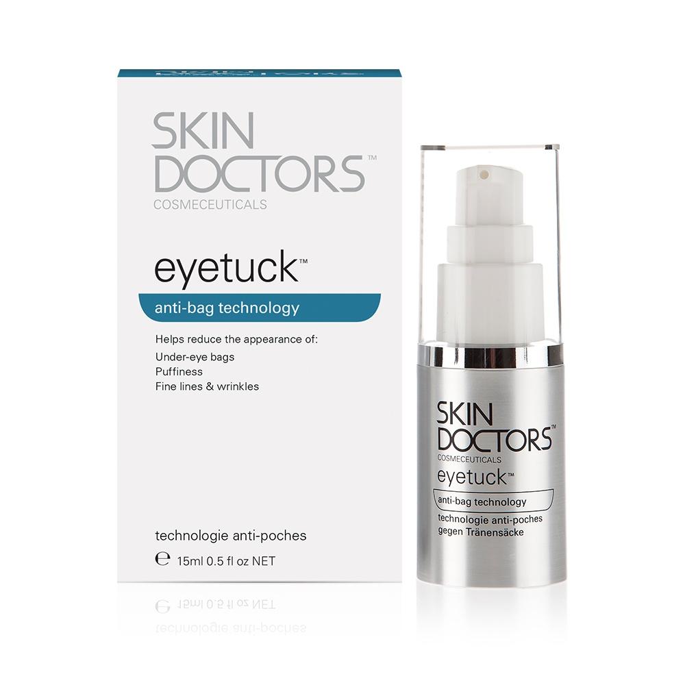 Skin Doctors Крем для уменьшения мешков и отечности под глазами Eyetuck, 15 мл крем skin doctors eyetuck 15 мл page 1 page 3 page 5