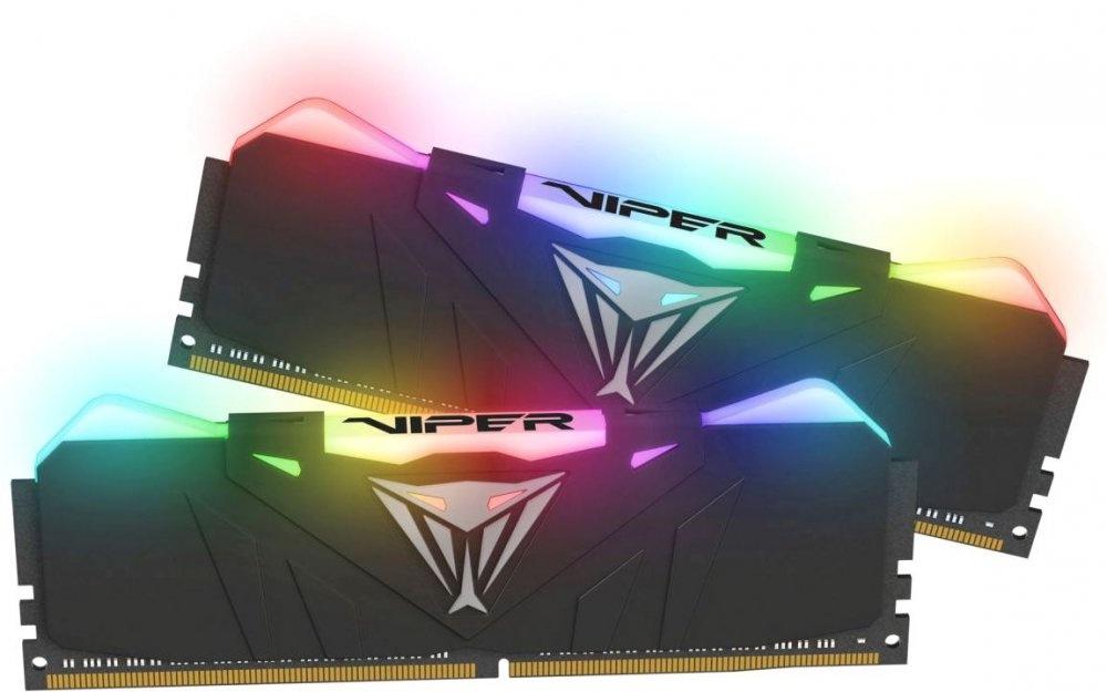 Модуль оперативной памяти Patriot DDR4 2x8Gb 3200MHz, PVR416G320C6K Patriot Memory