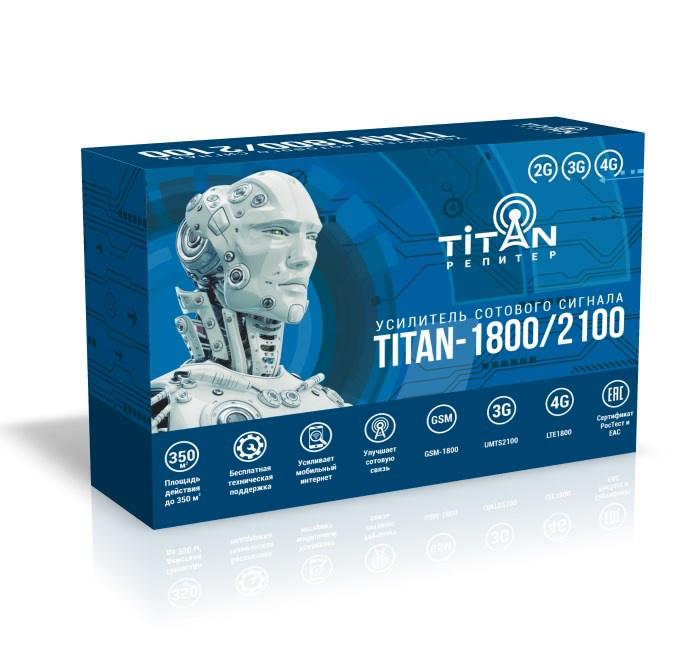 Комплект Titan-1800/2100