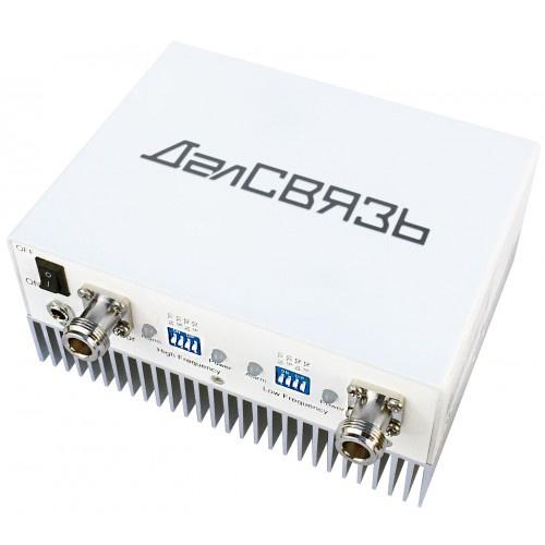 Усилитель GSM ДалСВЯЗЬ DS-1800/2100-17